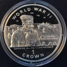 Gibraltar: 1 Crown 1994 Eisenhower thumbnail