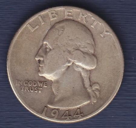 Quarter dollars