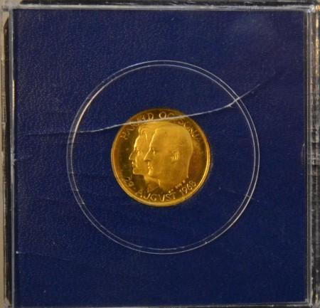 Norske medaljer i gull