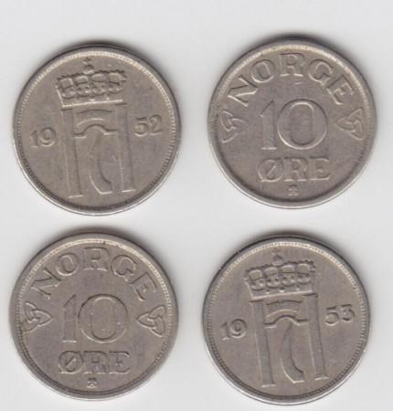 1951 - 1957