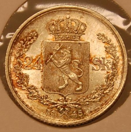 Oscar I  1844  -  1859