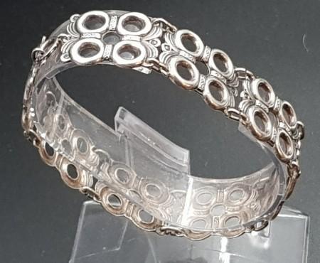 Armbånd/armringer i sølv