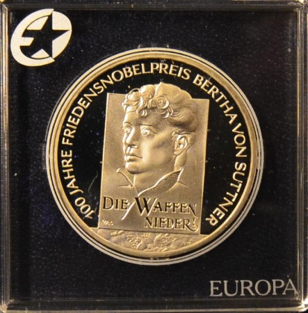 Europas sølvmynter 2005