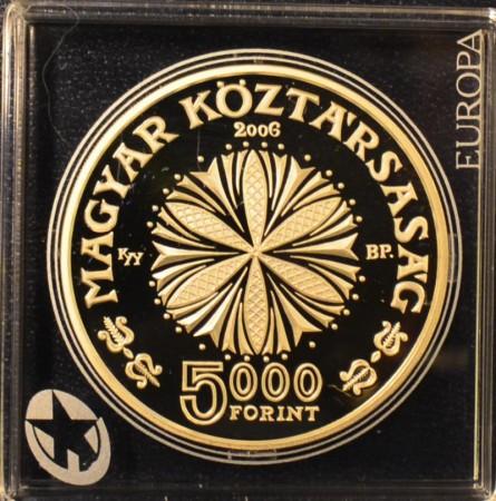 Europas sølvmynter 2006