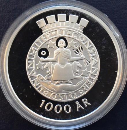 Oslo by 1000 år