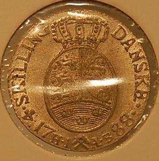 Christian VII  1766  -  1808