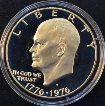 1 dollar Bicentennial (1776-1976)