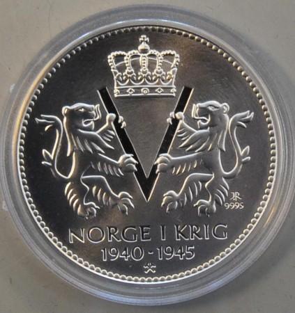 Norske medalje serier.