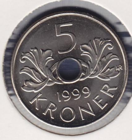 5 kr 1998 - 2009