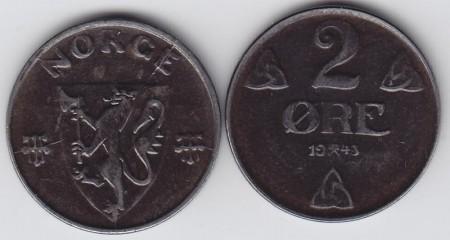 1943 jern - 1945 jern