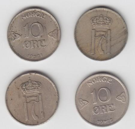 1920 - 1923
