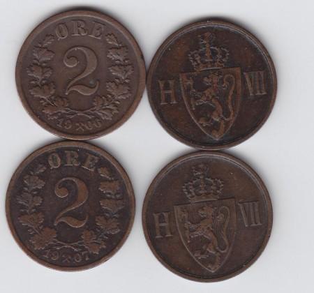Haakon VII 1906 - 1907