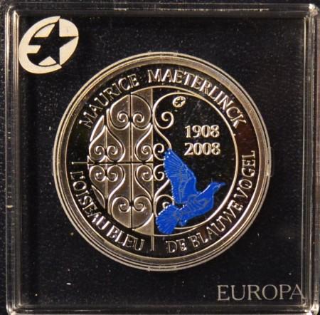 Europas sølvmynter 2008