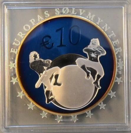 Europas sølvmynter 2011