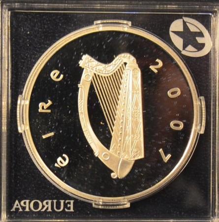 Europas sølvmynter 2007
